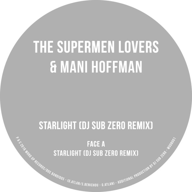 Couverture de Starlight (DJ Sub Zero Remix) - Single