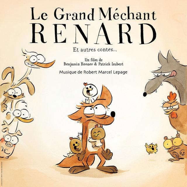 Le Grand Méchant Renard et autres contes (Bande originale du film)