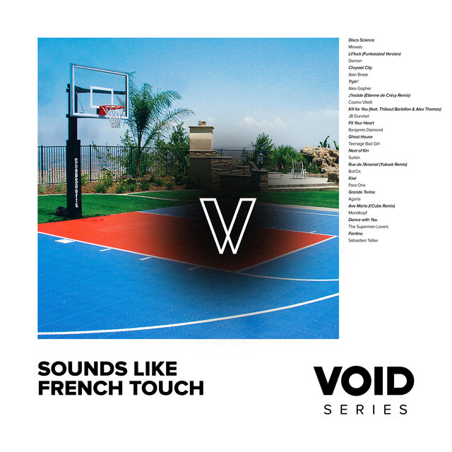 Couverture de VOID: Sounds Like French Touch