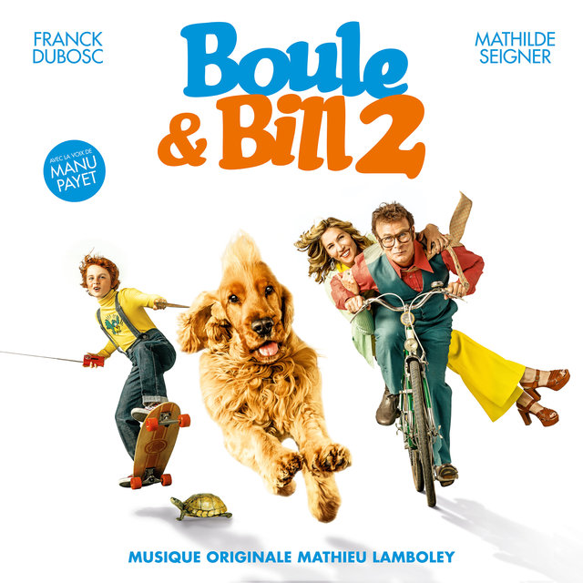 Boule et Bill 2 (Bande originale du film)