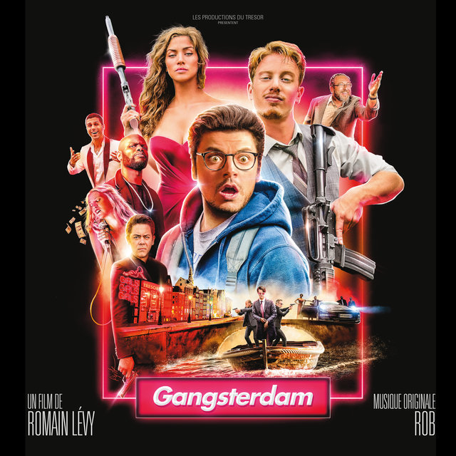 Gangsterdam (Bande originale du film)