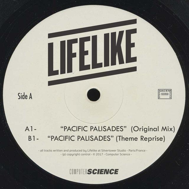 Couverture de Pacific Palisades