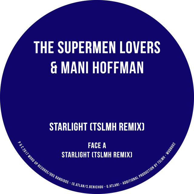 Couverture de Starlight (TSLMH Remix)