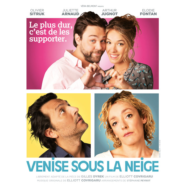 Venise sous la neige (Original Motion Picture Soundtrack)