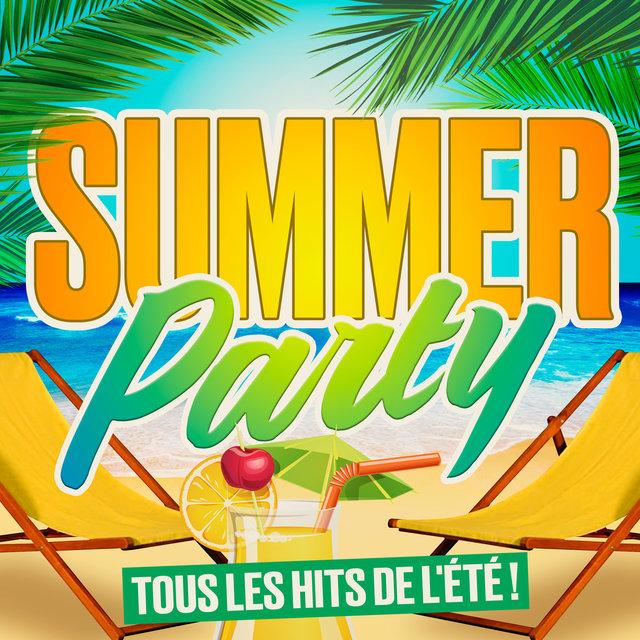 Couverture de Summer Party (Tous les hits de l'été)