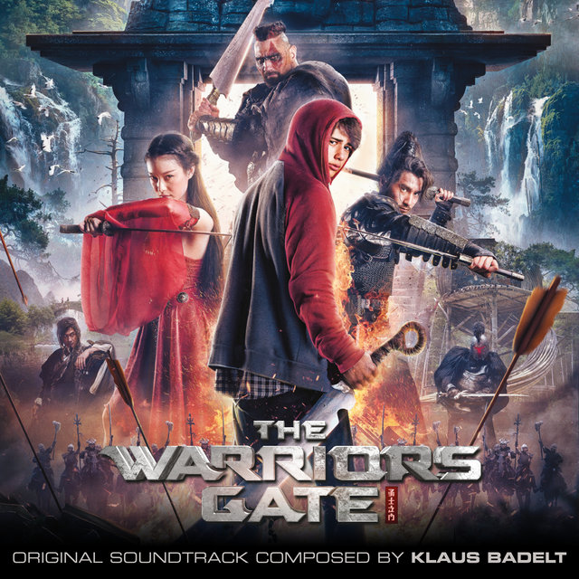 Couverture de The Warriors Gate (Original Motion Picture Soundtrack)