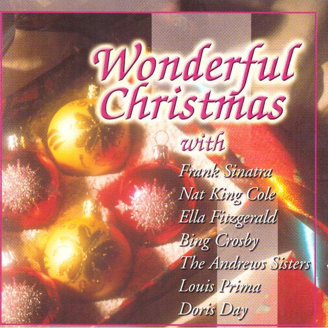 Couverture de Wonderful Christmas