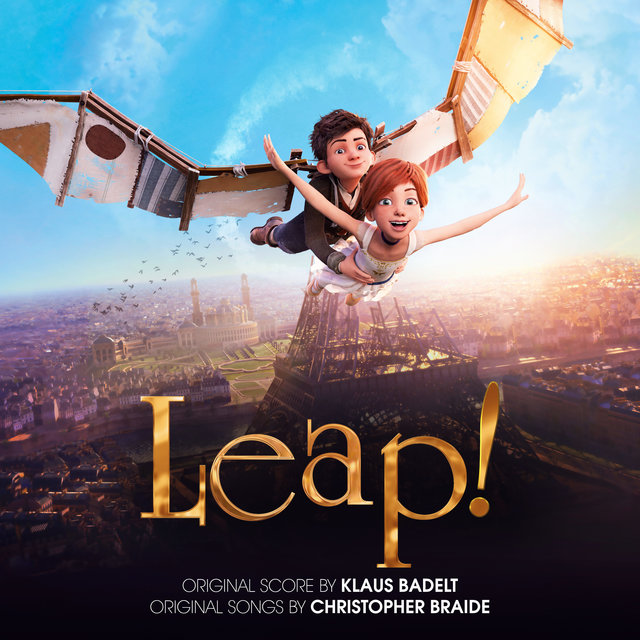 Couverture de Leap! (Original Motion Picture Soundtrack)
