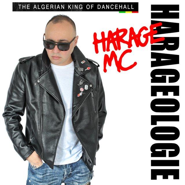 Couverture de Harageologie