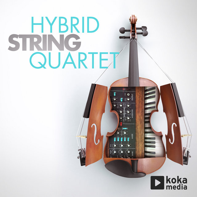 Couverture de Hybrid String Quartet