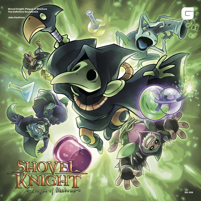 Shovel Knight: Plague of Shadows The Definitive Soundtrack