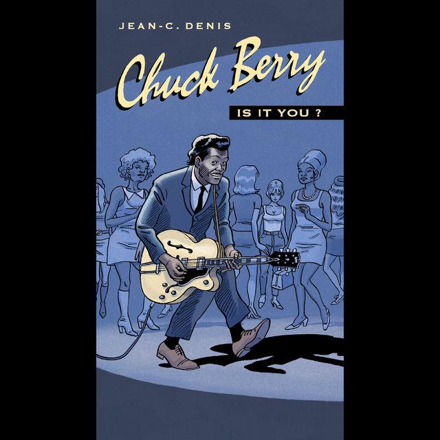 Couverture de BD Music Presents Chuck Berry
