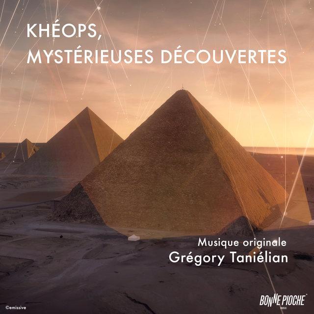 Khéops, mystérieuses découvertes (Bande originale du film)