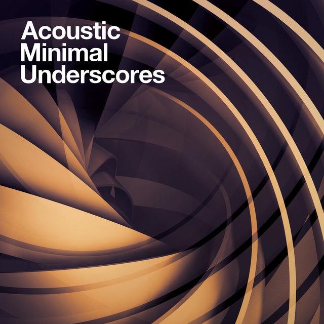 Acoustic Minimal Underscores