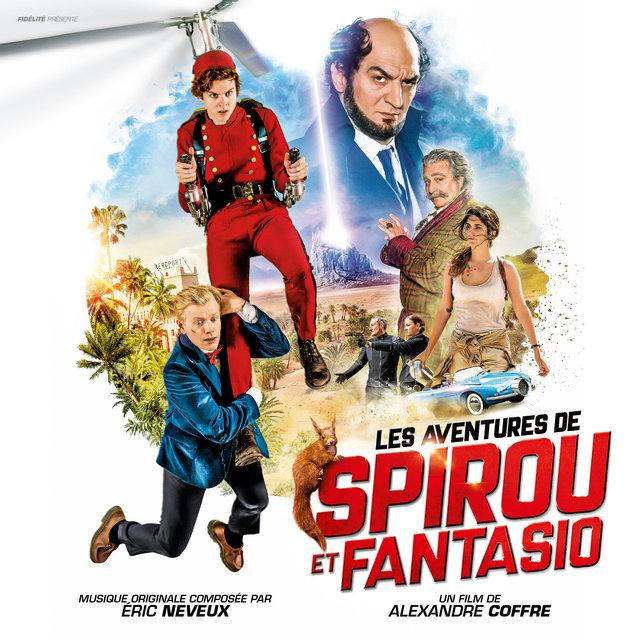 Les aventures de Spirou et Fantasio (Bande-originale du film)
