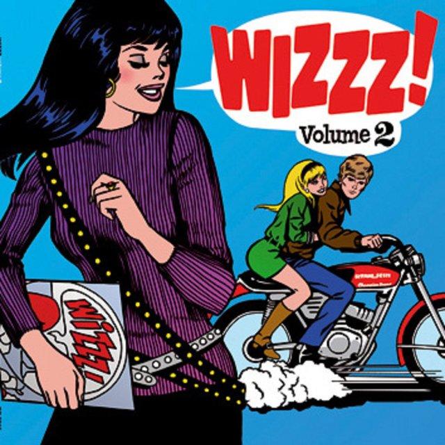 Couverture de Wizzz French Psychorama (1966-1970), Vol. 2