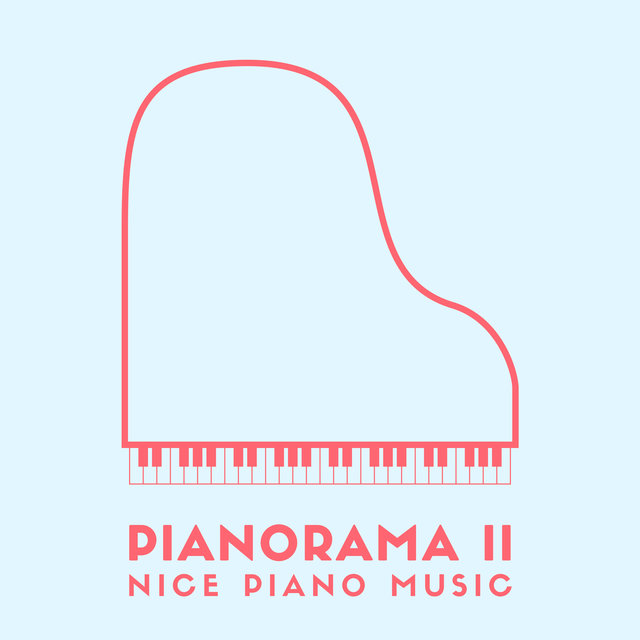 Couverture de Pianorama II: Nice Piano Music