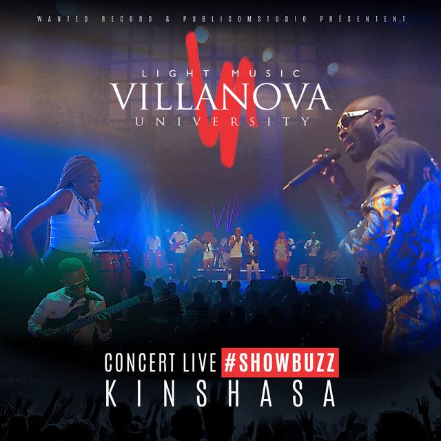 Concert au Showbuzz de Kinshasa