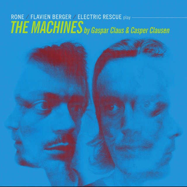 Flavien Berger, Rone & The Electric Rescue Play The Machines