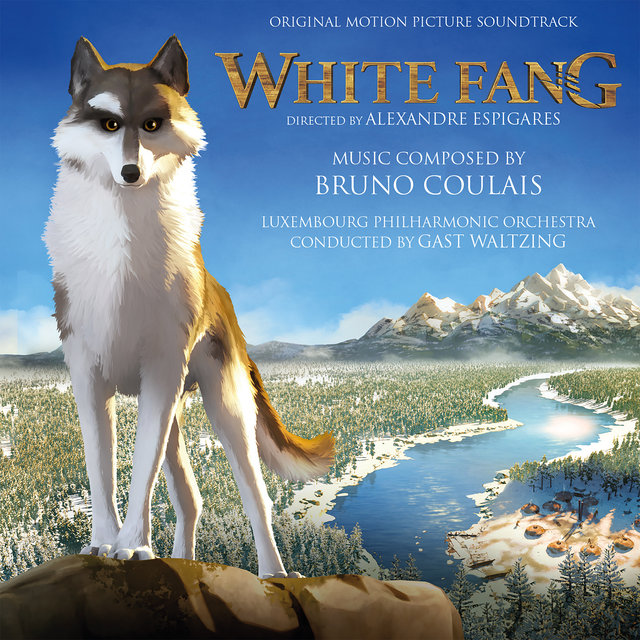 Couverture de White Fang (Original Motion Picture Soundtrack)