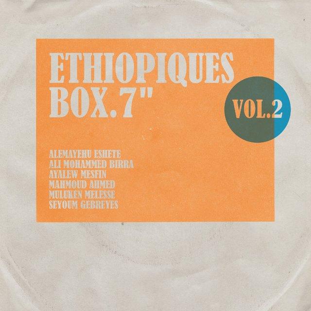 """Éthiopiques Box 7"""", Vol. 2"""