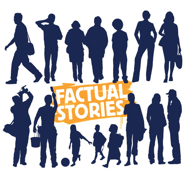 Couverture de Factual Stories