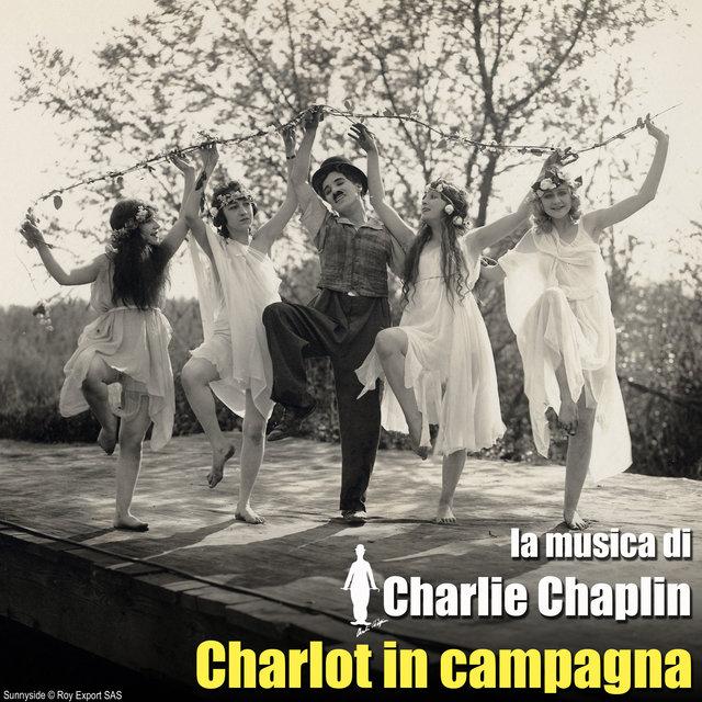 Couverture de Charlot in campagna (Colonna sonora originale)