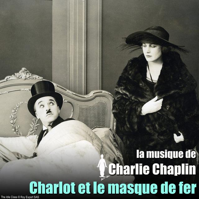 Couverture de Charlot et le masque de fer (Bande originale du film)
