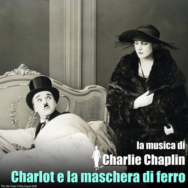 Couverture de Charlot e la maschera di ferro (Colonna sonora originale)