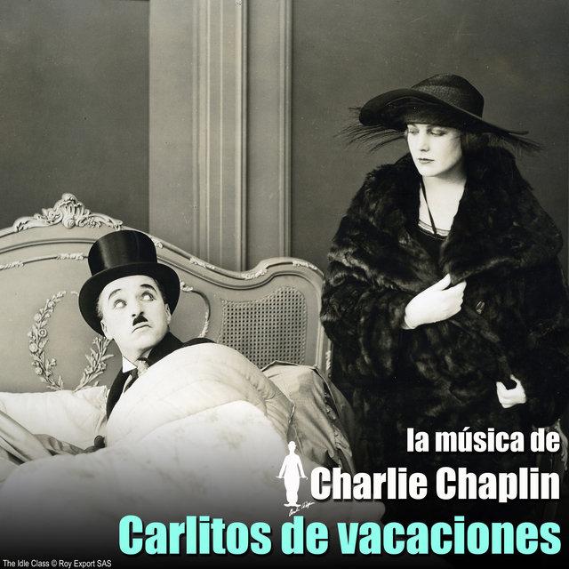 Couverture de Carlitos de vacaciones (Banda Sonora Original)