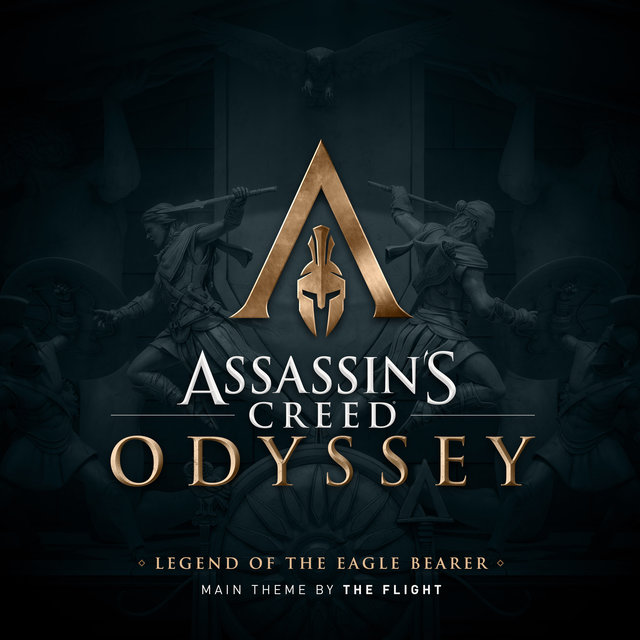 Assassin's Creed Odyssey: Legend of the Eagle Bearer (Main Theme)