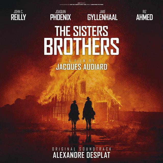 Couverture de The Sisters Brothers (Original Motion Picture Soundtrack)