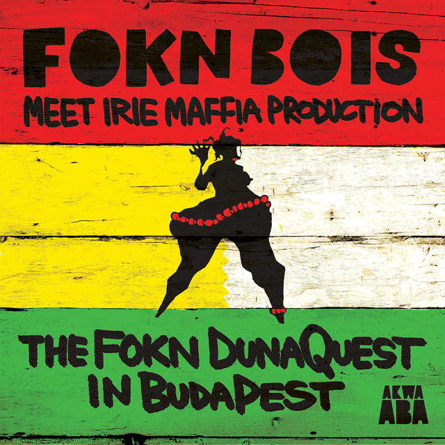 Couverture de The FOKN DunaQuest in BudaPest