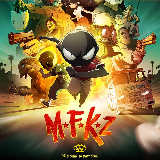 Mutafukaz (Original Motion Picture Soundtrack)