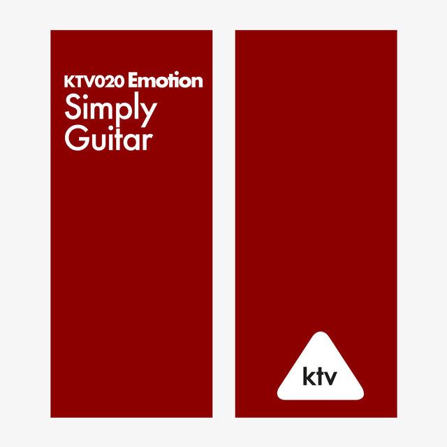 KTV020 Emotion - Simply Guitar