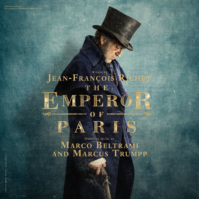 Couverture de The Emperor of Paris (Original Motion Picture Soundtrack)
