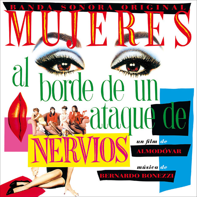 Mujeres al borde de un ataque de nervios (Original Motion Picture Soundtrack)