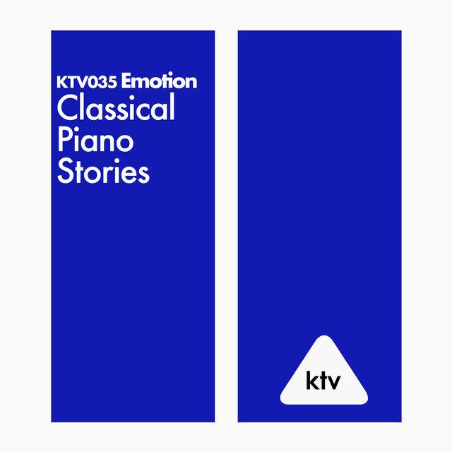 Couverture de KTV035 Emotion - Classical Piano Stories