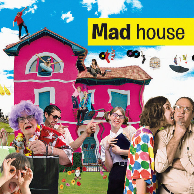 Couverture de Mad House