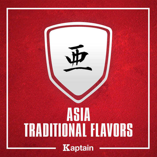 Asia Traditional Flavors