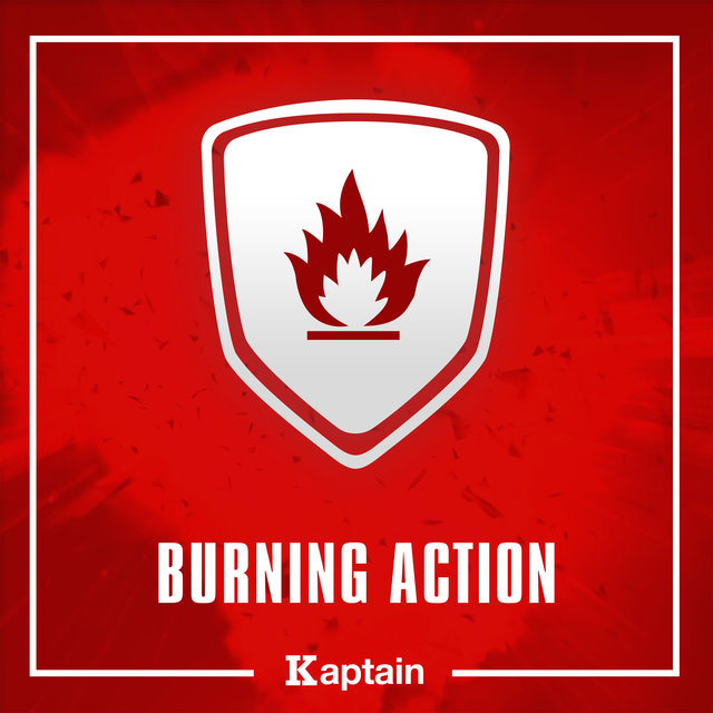 Burning Action