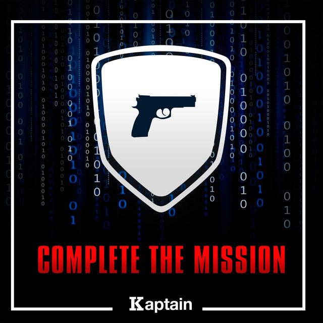 Couverture de Complete the Mission