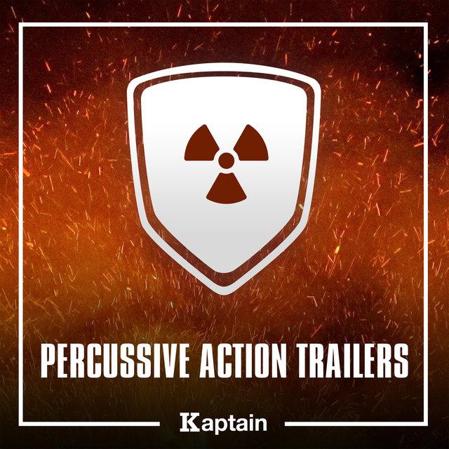 Couverture de Percussive Action Trailers