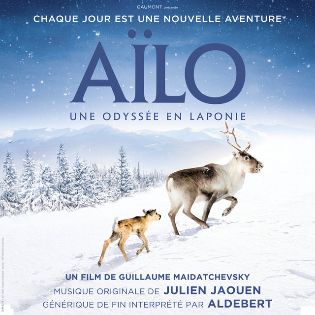 Couverture de Aïlo: Une odyssée en Laponie (Bande originale du film)