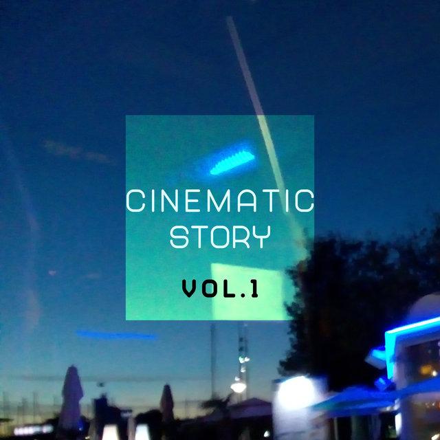 Couverture de Cinematic Story, Vol. 1