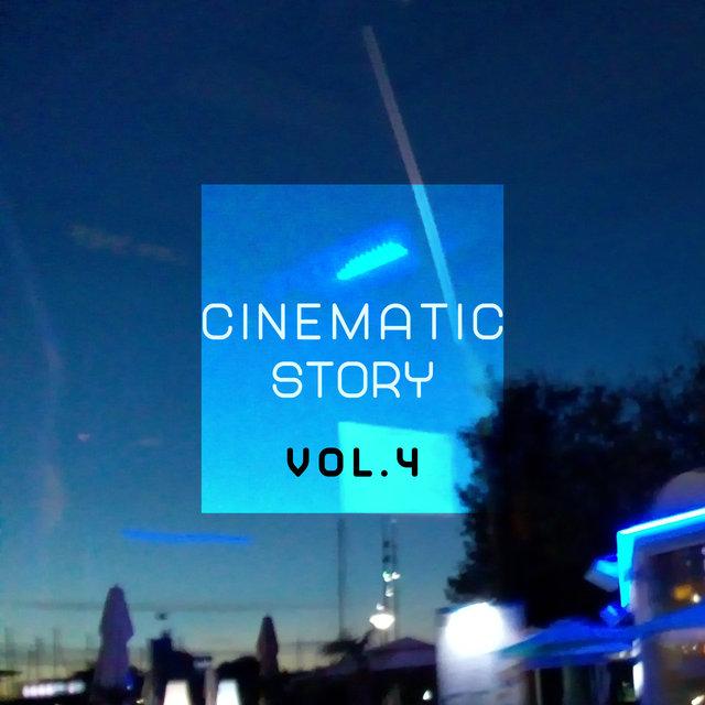 Couverture de Cinematic Story, Vol. 4