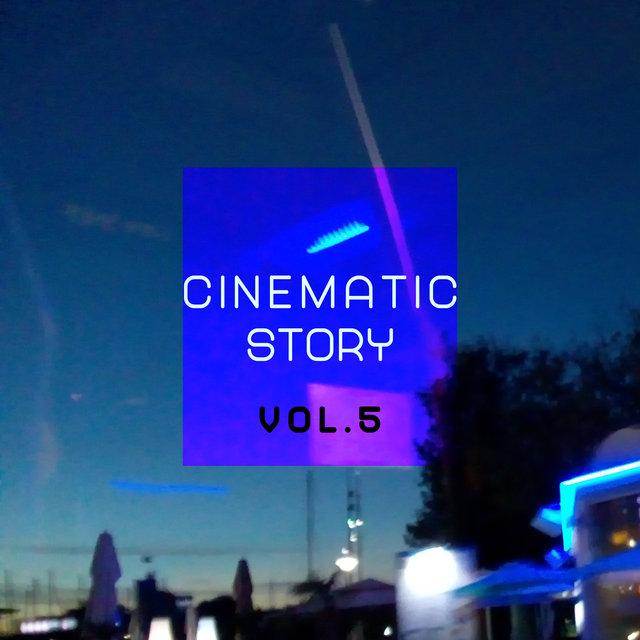 Couverture de Cinematic Story, Vol. 5