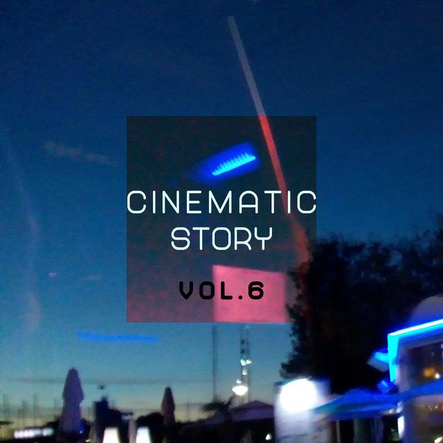 Couverture de Cinematic Story, Vol. 6
