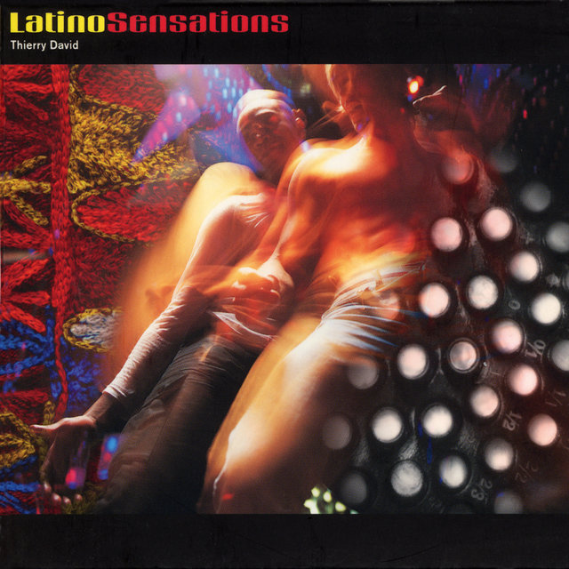 Couverture de Latino Sensations