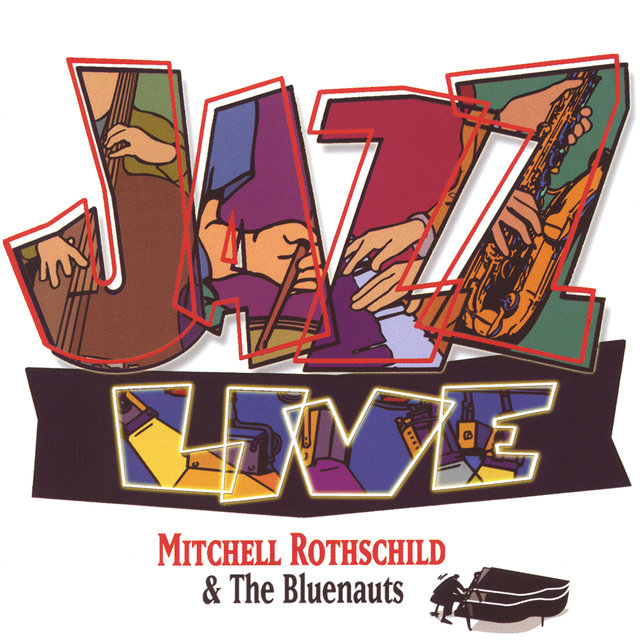 Couverture de Jazz Live